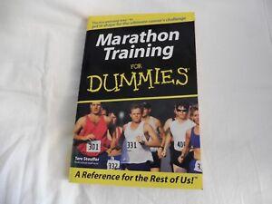 Marathon Training for Dummies Tere Stouffer Running Athletics Triathlon Fitness