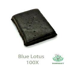 5 Gramm Blauer Lotus 100X HARZ-KONZENTRAT (Nymphaea caerulea Blue Lotus Resin)