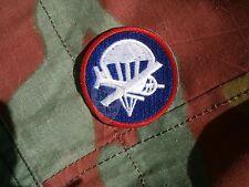 Stemma US Army aviotrasportate, toppa, paracadutisti insignia patch side cap