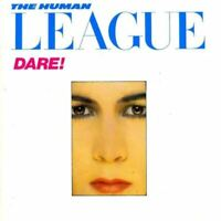 THE HUMAN LEAGUE dare (CD, album, 1st EU isue, no barcode, W.Germany, 1983)