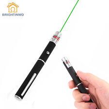 5mW Laser Pointer Green 532nm Visible Beam Light Lazer Pen