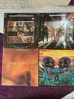 ROCK vinyl LP lot- Blood Sweat Tears - The Guess Who - Moody Blues - Steppenwolf