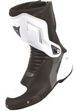 """Bottes de moto Dainese """" Nexus """" gr : 45 couleur : noire /blanc /anthracite"""