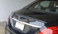 Mercedes W205 Saloon Carbon Fibre Boot Lid Spoiler C63 C250 C220 C300