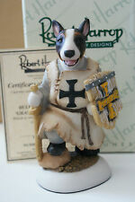 BULL TERRIER PUPPY GRAND LITTLE MASTER   DPUP11GM  ROBERT HARROP DOGGIE MIB