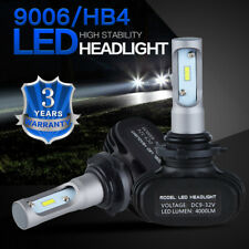 Bevinsee 9006 HB4 LED Headlight for Toyota Corolla Verso 50W 8000LM White Bulbs