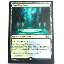 Breeding Pool MTG Rare Dual Shock Land x1 LP//NM