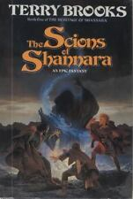 The Heritage of Shannara: The Scions of Shannara by Terry Brooks (1990 Hardcover