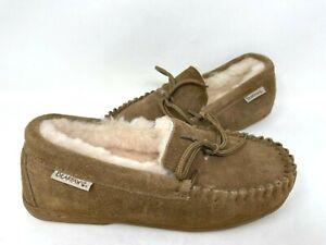 Bearpaw Men's Wyden Fur Lined Comfort Slippers Brown #2200M Size:11 141R tz