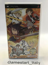 TALES OF VS - SONY PSP - NUOVO SIGILLATO NEW SEALED - JAP VERSION REGION FREE