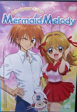 dvd MERMAID MELODY Principesse sirene HOBBY & WORK numero 2
