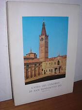 AA. VV. - Guida del Cenobio di San Benedetto Po - Mantova - 1966