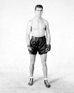 German Boxer MAX SCHMELING Glossy 8x10 Photo Boxing Print Heavyweight Poster