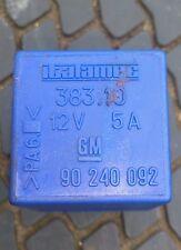 VAUXHALL CORSA B 1994-00 BLUE INTERMITTENT WIPER RELAY 90 240 092