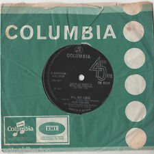 "Cliff Richard - All My Love 7"" Single 1967"