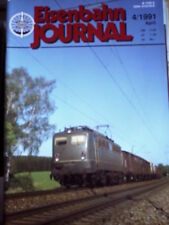 Eisenbahn Journal 4 1991 Deutsche Reichsbahn Gtl 4/5