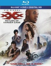 xXx: Return of Xander Cage (Blu-ray Disc ONLY, 2017)