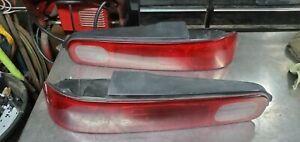 98-01 Acura Integra coupe OEM tail lights.dc2,db8,integra type-R, em1.b18c,EK9