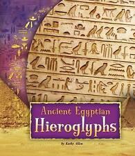 Antiguo Egipto jeroglíficos (Hecho Finders: Antiguo Egipto civilización) por al