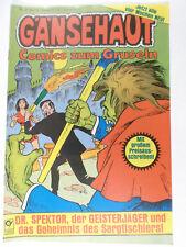 GÄNSEHAUT Comics zum Gruseln Heft # 3 ( Condor Verlag 1981 )