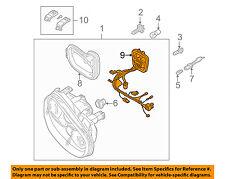 VW VOLKSWAGEN OEM 99-06 Golf Headlight Head Light Headlamp-Rear Cap 1J0941607C