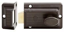 Lockwood 100 Nightlatch With Cylinder-2 Keys-ASSA-Free Postage-100CP