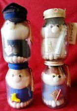 Diane Gifts, Inc. Stuffed Dolls in Glass Jars.