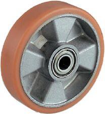 Ruota in Alluminio e Poliuretano per Transpallets Carrelli d.200 PKg.750 AVC200F