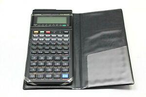 CASIO Pocket Computer FX-603P Programmable Scientific Calculator vintage F/S