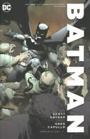 Batman Omnibus 1, Hardcover by Snyder, Scott; Capullo, Greg (ILT), Like New U...
