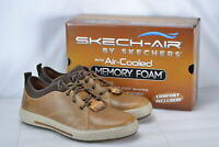 Men's Skechers Porter-Elden Sneakers Light Brown