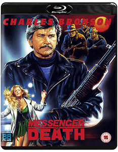 MESSENGER OF DEATH (1988) blu-ray 88 films charles bronson cannon action BLU