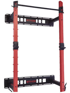 Brand New ETHOS Folding Wall Rack (Commercial Quality)