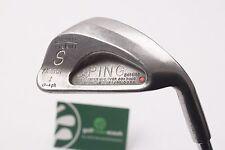 PING ZING SAND WEDGE / 54 DEGREE / STIFF FLEX STEEL SHAFT / 66160