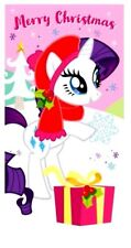 Child Merry Christmas MONEY WALLET My Little Pony ~ Girls ~ Xmas Kids Children