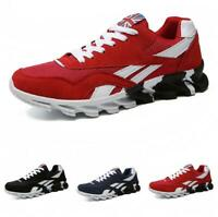 Men's Trainer Casual Fashion Sneakers Sports Athletic Running Tennis Shoes Gym