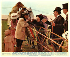 THOSE MAGNIFICENT MEN IN THEIR FLYING MACHINES Original Lobby Card Robert Morley