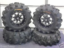 "27"" EXECUTIONER ATV TIRE & STI HD4 WHEEL KIT COMPLETE - LIFETIME WARRANTY IRS1CA"