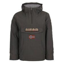 Abrigos y chaquetas de hombre grises Napapijri color principal gris