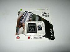 Kingston 16GB micro SD Karte SDHC Class 10 UHS-I 100MB/s Speicherkarte