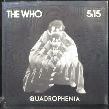 """The Who - 5:15 / I'm One 7"""" Picture Sleeve Only Polydor PD 2022 USA 1979"""