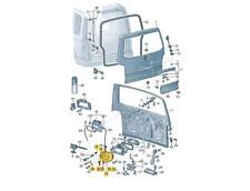 Neu Original VW Transporter T5 Heck Kofferraum Träger Verschluss Mechanismus