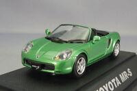 Ebbro 1/43 Toyota MR-S Open Green