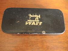 Pfaff Nähmaschinen Werkzeugkiste Ersatzteile