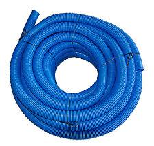 Schwimmbadschlauch blau 38mm ab 1,50m- ab € 1,70/m Poolschlauch Made in Germany