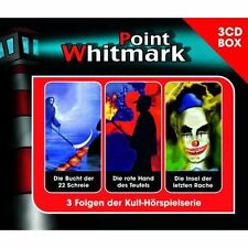 3 CDs * POINT WHITMARK - 3-CD HÖRSPIEL BOX VOL. 1 # NEU OVP !