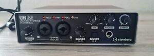 STEINBERG UR 22, USB Audio/MIDI Interface