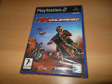 PS2 MX Unleashed, GB Versión Pal Sony PRECINTO DE FÁBRICA