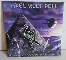 Axel Rudi Pell Black Moon Pyramid LP Vinyl Record new 2017 reissue