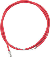 New Odyssey Slic Kable 1.5mm Brake Cable Set Red